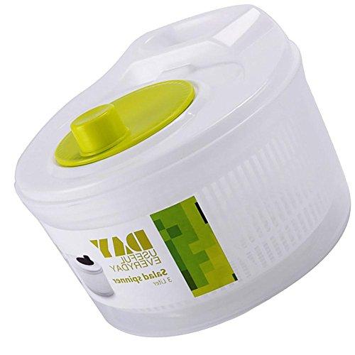 Preisvergleich Produktbild blendivt Salatschleuder Manuell Gemüseentwässerung Manuell GemüseentwässerungEntwässerungsmaschin OPP-MaterialObst- und Gemüsekorb