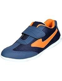 ZOSHOES Women's Outdoor Multi Sport Training Shoes | Women Running Shoe | Orange Shoe | Blue Slip On Women Shoe...