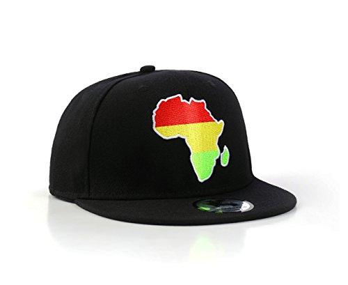 Imagen de underground kulture  de béisbol negra del snapback de áfrica