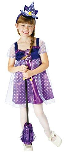 Kinder Nacht Kitty Hexe Tod Nacht Kitty Witch - Tod 95362T (Kostüm Kitty Hexe)