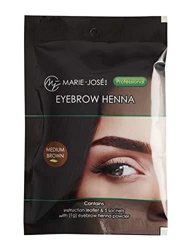 Henna cejas - Henna Brows - Tinte Henna Cejas - Suficiente