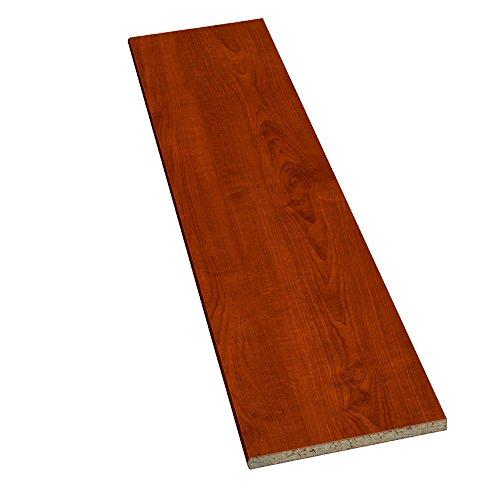 M/öbelbauplatte Regalbrett Sonoma Eiche 2000 x 500 x 16 mm 4 Seiten umleimt