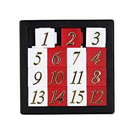 ROKOO – Giocattolo educativo precoce per lo sviluppo dei bambini, numeri digitali 1-15, puzzle