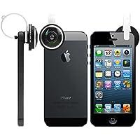 Universale 235° fisheye–Megadream® Staccabile Smartphone super- Clip-on Fish Eye Obiettivo