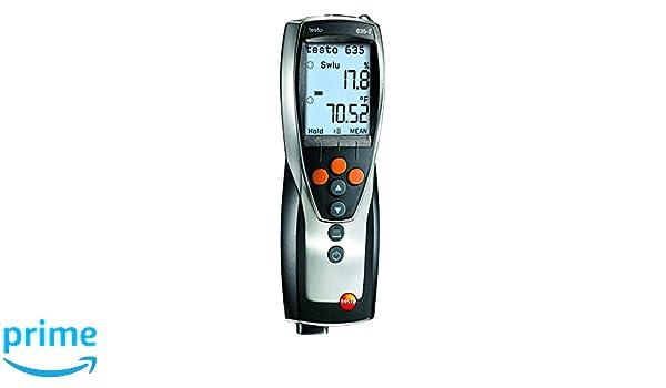 Test Entfernungsmesser Xxl : Testo thermohygrometer hygrometer feuchtemessgerät amazon
