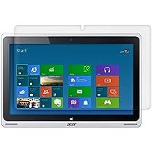 kwmobile Lámina protectora de pantalla MATE y ANTIREFLECTANTE con efecto antihuellas para Acer Aspire Switch 10 SW5-11 - CALIDAD SUPERIOR