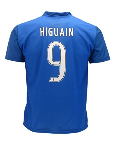 Calcio Maglia Away HIGUAIN Juventus Replica Ufficiale 2016-17 Juve ...