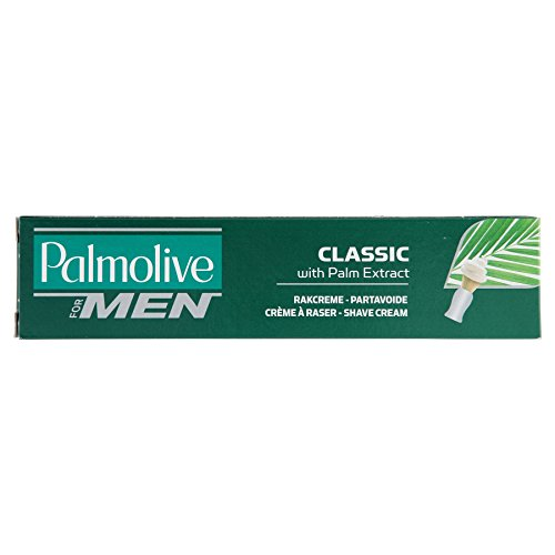 24 x Palmolive For Men Classic Palm Extract Shave Cream 100ml