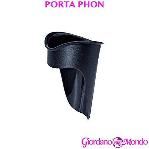 Supporto porta phon in plastica asciugacapelli...