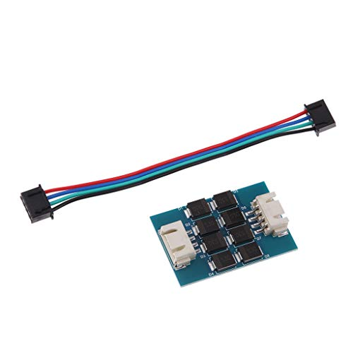 Baoblaze TL-Smoother Kit Addon Modul Vier-Pak Für 3D Printer Motor Drivers (Home Decor Add On)