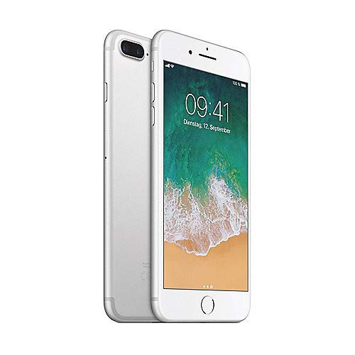 Apple iPhone 7 Plus 128 GB silber MN492ZD/A