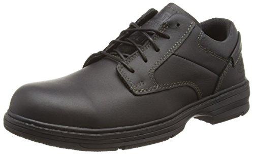 Caterpillar Oversee S1, Chaussures de sécurité Homme, Noir (Black), 40 EU