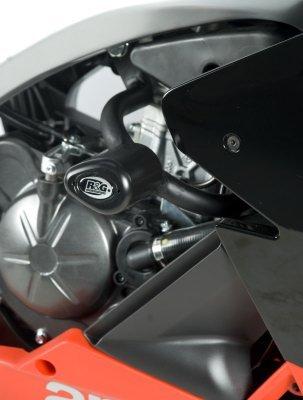 R&G Sturzpads - Aero Style für Aprilia RS4 125 (2011 Modell aufwärts)