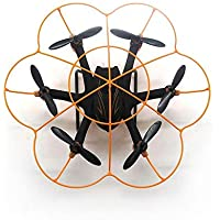 Price comparsion for Dixinla Drone 2.4GHz wific Transmission HD Aerial camera anti-fall small four-axis unmanned aerial vehicle toy remote control plane