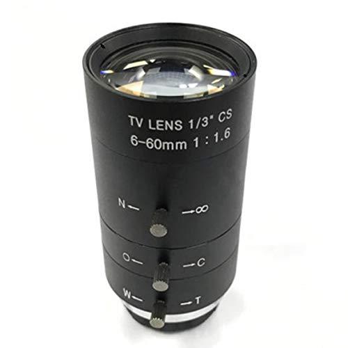 Kongqiabona CCTV Video Objektiv Handbuch Zoom 6-60mm CS Mount Objektiv Für Industriemikroskope -