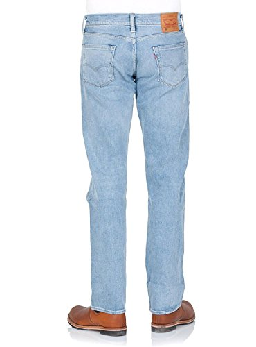 Levi s 504 Regular Straight Fit   Jeans para Hombre