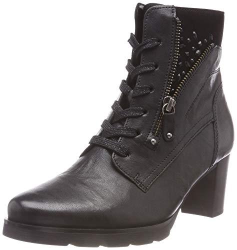 Gabor Shoes Damen Basic Stiefeletten, (Schwarz 57), 39 EU