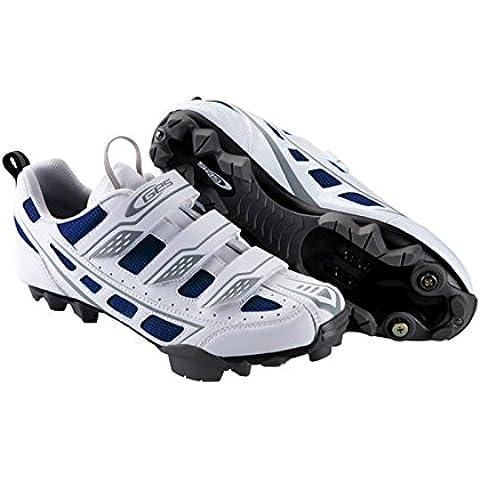 Zapatillas de Ciclismo para Pedales SPD Automaticos de Bicicleta MTB T 42 3510