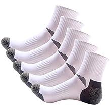 Pinkpum Calcetines Deportivos para Hombre de algodón Cómodo y Transpirable ...