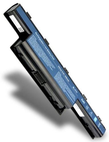 Batterie de remplacement pour Packard Bell AS10D75 ( 4400mAh / 10.8V )