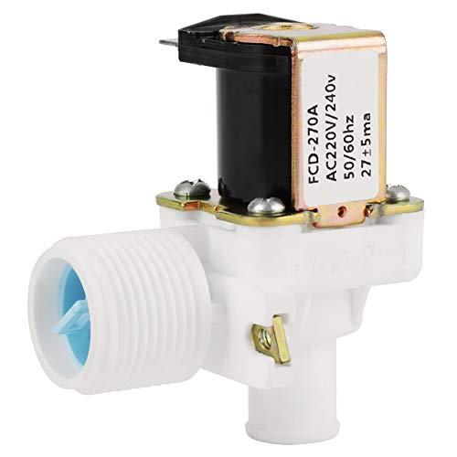 FCD-270A Wasser Einlass Ventil Elektrisches Magnetventil für Waschmaschine AC 220 V / 240 V BSPP 3/4