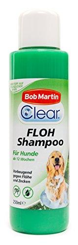 Bob Martin G2121 Clear Flohshampoo für Hunde