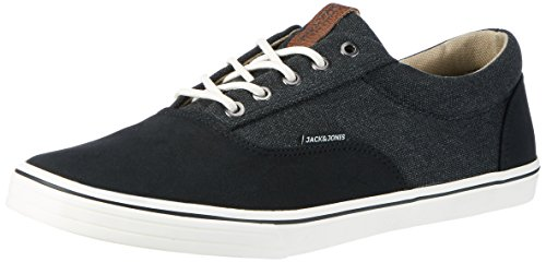 jack-jones-jfwvision-washed-canvas-suede-mix-anthra-sneakers-basses-homme-gris-anthracite-44-eu