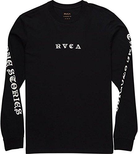 8dfa03f57bb8c RVCA Camiseta Detention 19 Black (S)
