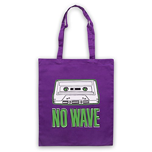 My Icon Art & Clothing , Borsa da spiaggia  Uomo-Donna Viola