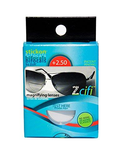 Leselinsen Lesehilfe für Tauchmasken - Taucherbrille - Sonnenbrillen / Leselinsen Hydrotac DiveOptx LHD (+2.75D) HQ59akrrDr