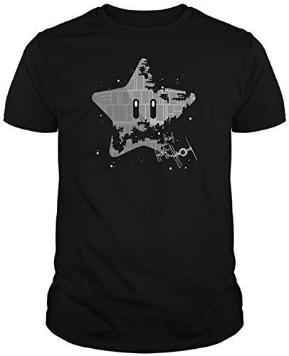 The Fan Tee Camiseta de NIÑAS Star Wars Dark Vader Han Solo Fuerza Kylo Ren Leia 5-6 Años