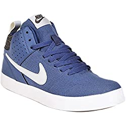 Nike Unisex Liteforce Iii Mid Sbh 669594-403 Blue Legend Sneaker-Uk 10