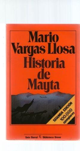 Historia de mayta (Biblioteca breve) por Mario Vargas Llosa