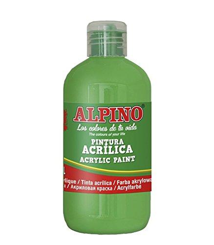 Alpino dv000028Trinkflasche Acrylfarbe ESCOLAR