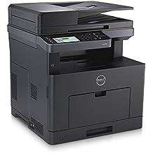 DELL H815dw 1200 x 1200DPI Laser A4 40ppm Wifi - Impresora multifunción (Laser, Impresión en blanco y negro, 1200 x 1200 DPI, 250 hojas, A4, Negro)