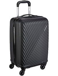 American Tourister Skyrock ABS 55 cms Black Hardsided Cabin Luggage (AMT SKYROCK SP 55 cm Black)