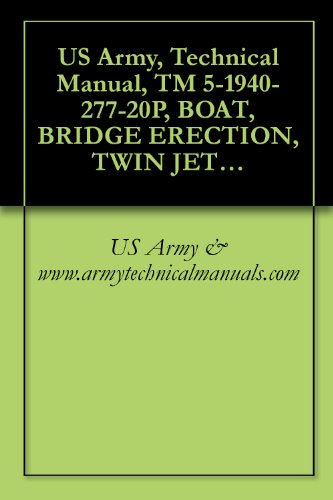 US Army, Technical Manual, TM 5-1940-277-20P, BOAT,