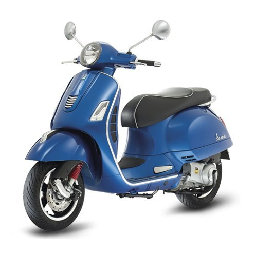 Preisvergleich Produktbild Vespa GTS 300 i.e. Super ABS,  Farben:Nero Lucido