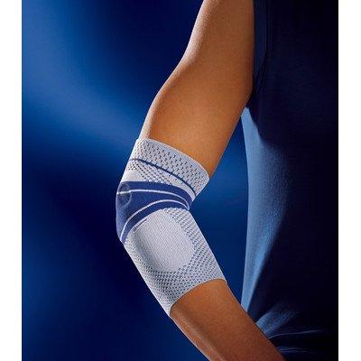 EpiTrain Elbow Support Size: 2, Color: Titanium by Bauerfeind