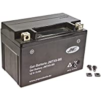 Batterie JMT GEL/ /YTX9/12/Volt/ /Honda NX 650/Dominator RD02/Jahr der Konstruktion 1988 1994