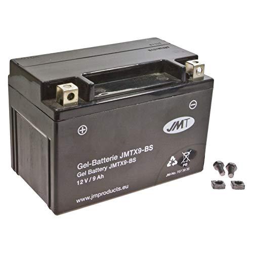 YTX9-BS JMT Gel Batterie für ET4 125 Baujahr 1996-2000