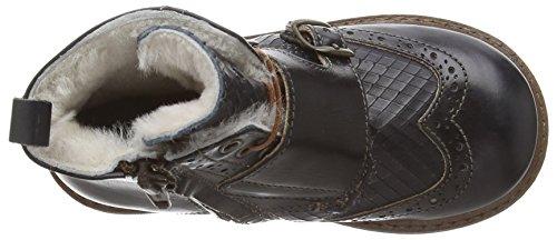 OCRA 302MS chelsea bottes mixte enfant Bleu (isatis)