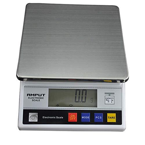 Báscula Electronico Digital 7.5kgx0.1g
