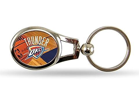 Oklahoma City Thunder Porte-clés ovale