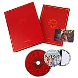 MAMAMOO 7th Mini Album - [ RED MOON ] CD + Photobook + Photocard + FREE GIFT / K-POP Sealed
