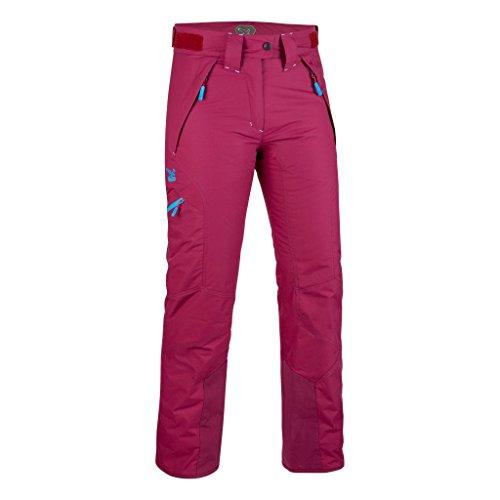Salewa Cadine PTX/PF W PNT Pantaloni Rosso Abete