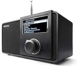 Noxon Journaline Mobile Radio Portable Noir