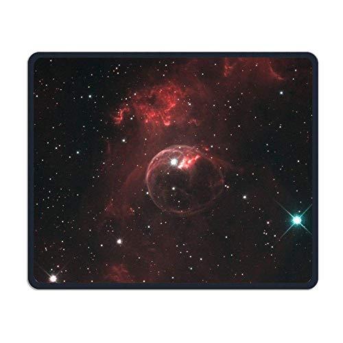 ASKSSD Starry Sky Mouse Pad,Standard Size Rectangle Non-Slip Rubber Mousepad, Multicolor Open M1 M1-marine