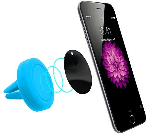 Preisvergleich Produktbild Auto Handy Act Halterung Concept Magnet Universal Handyhalterung Auto Handyhalter für iPhone 6S / 6Plus / 6 / 6Plus / 5SE / 5S / 5 Samsung Galaxy S6 / S5 / S4 Galaxy Note 2 / 3 / 4 Sony,  Nokia,  Motorola,  LG,  HTC,  Huawei,  Xiaomi Smartphone oder GPS-Gerät