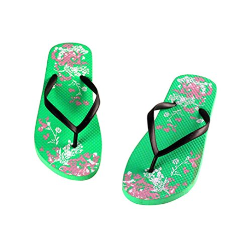 Clode®  Clode-fa16, Tongs pour femme green